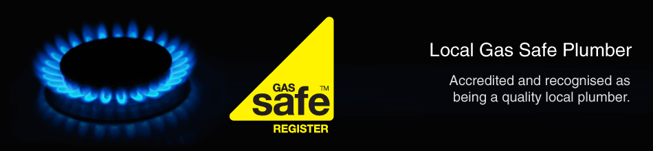 Accredited Gas Safe plumbers